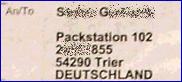 Packstation Betrug