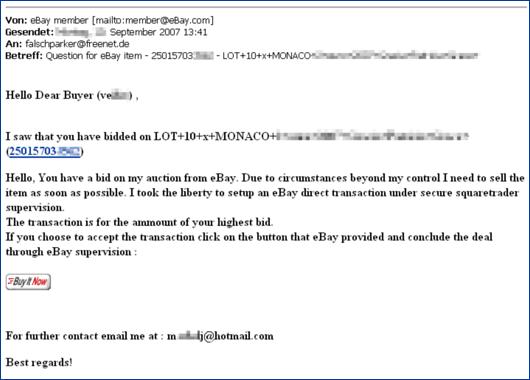 Datenleck Bei Ebay Betrüger Haben Zugang Zur Firmeneigenen Datenbank